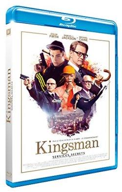 Kingsman: Services Secrets - Blu ray