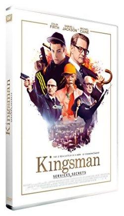 Kingsman: Services Secrets - DVD