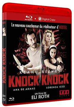 Knock Knock - Blu Ray