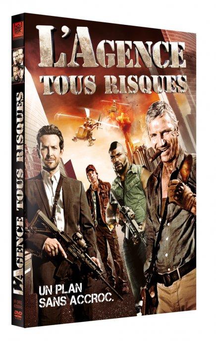 Test du DVD L'Agence Tous Risques