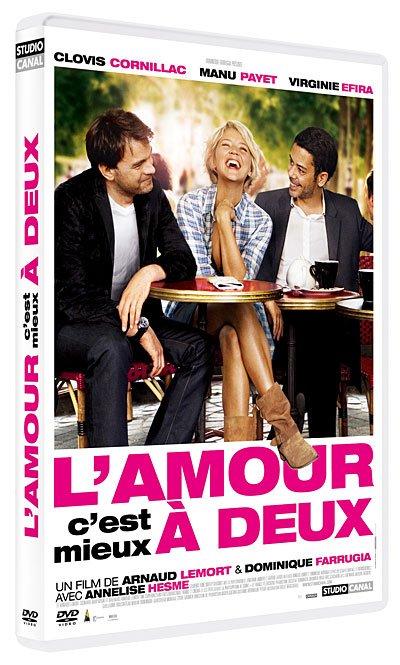 Test DVD L'amour c'est mieux à deux