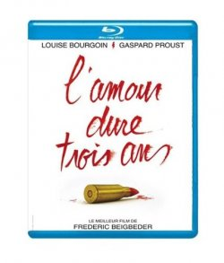 L'Amour dure trois ans Blu Ray