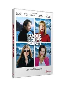 L'Amour est un crime parfait - DVD