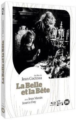 La Belle et la Bête - Blu Ray