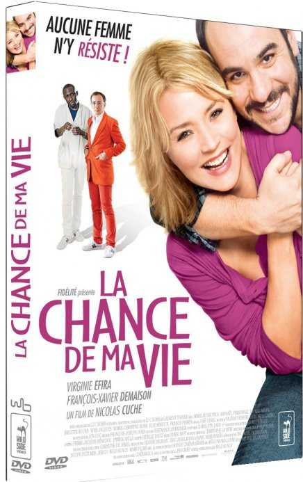 Test DVD Test DVD La Chance de ma vie