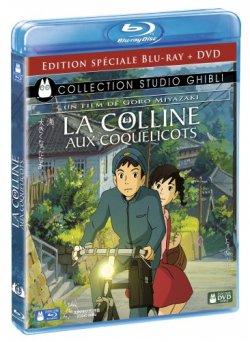 La colline aux coquelicots Combo Blu Ray + DVD