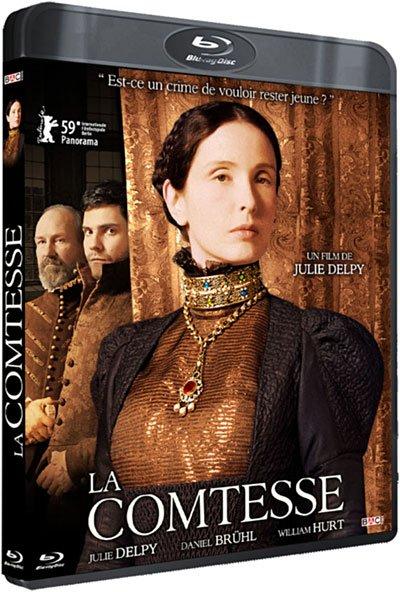 Test Blu-ray du film Test Blu-ray du film La Comtesse