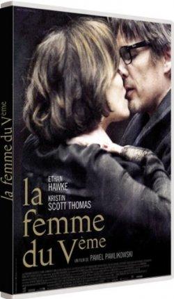 La Femme du Vème DVD