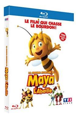 La grande aventure de maya l'abeille - Blu Ray