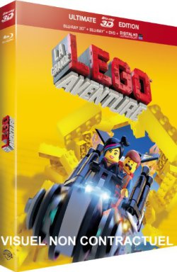 La grande aventure Lego - Blu-ray 3D