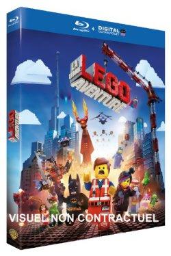 La grande aventure Lego - Blu-ray