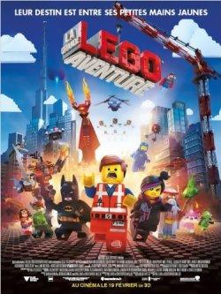 La grande aventure Lego - DVD