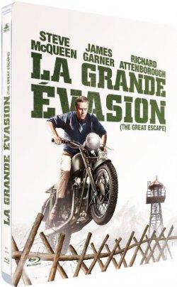 La Grande évasion - Blu Ray
