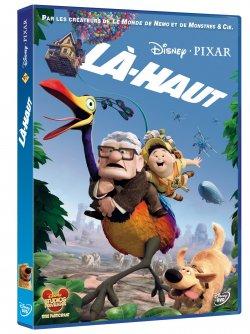 Là-haut DVD
