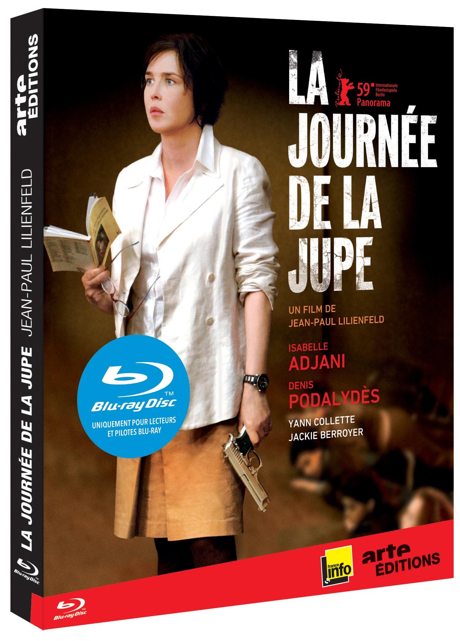 73430852d9d3dd La Journée de la jupe en Dvd & Blu-Ray