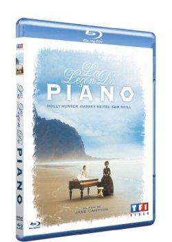 La Leçon de piano - Blu Ray