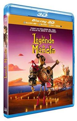 La légende de manolo - Blu Ray 3D