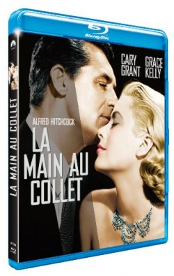 La Main au collet - Blu-ray