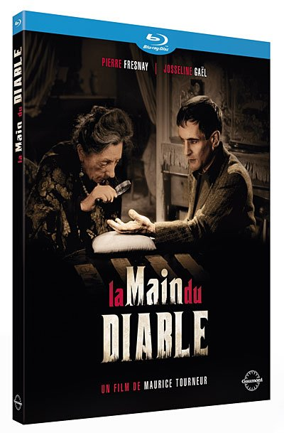 Test Blu-ray du film Test Blu-ray du film La Main du diable
