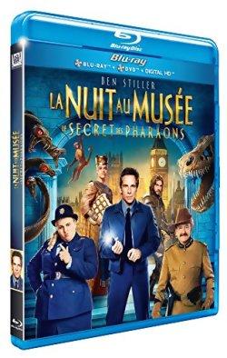 La Nuit Au Musée 3 : Le Secret Des Pharaons - Blu Ray