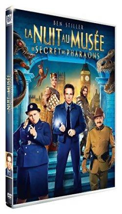 La Nuit Au Musée 3 : Le Secret Des Pharaons - DVD