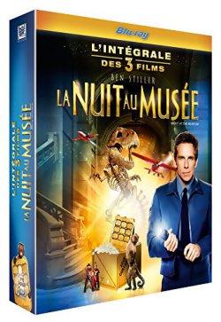 La Nuit Au Musée - Trilogie Blu Ray