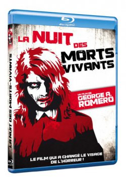 La nuit des morts vivants - Blu Ray