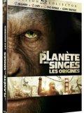 La Planète Des Singes : Les Origines - Blu Ray