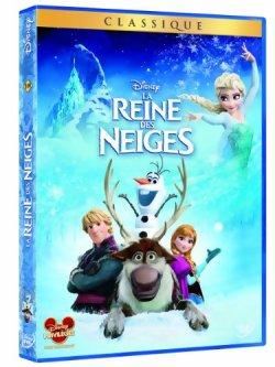 La Reine des neiges - DVD