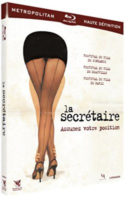 La secrétaire - Blu Ray