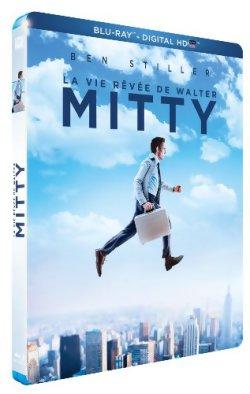 La vie rêvée de Walter Mitty - Blu Ray