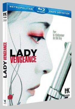 Lady Vengeance Blu Ray