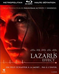 Lazarus effect - Blu Ray