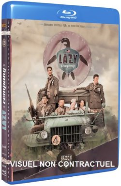 Lazy Company Saison 2 - Blu Ray