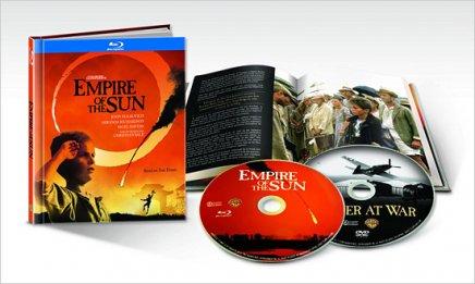 Empire du Soleil en Blu Ray