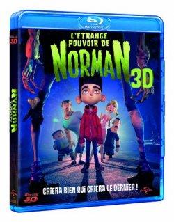 L'étrange pouvoir de Norman - Blu-ray 3D