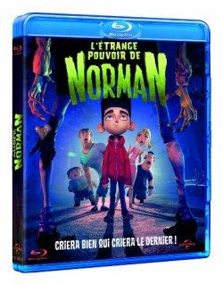L'étrange pouvoir de Norman - Blu-ray