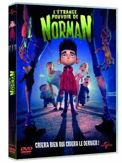 L'étrange pouvoir de Norman - DVD