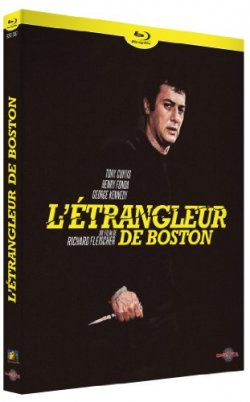 L'Etrangleur de Boston - Blu Ray