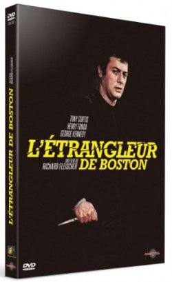 L'Etrangleur de Boston - DVD