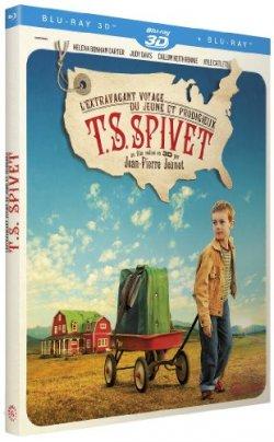 L'Extravagant voyage du jeune et prodigieux T.S. Spivet - Blu Ray