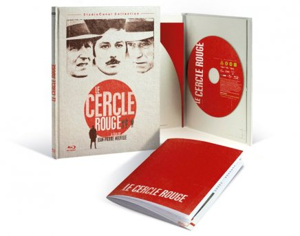 Test Blu-ray du film Test Blu-ray du film Le Cercle rouge