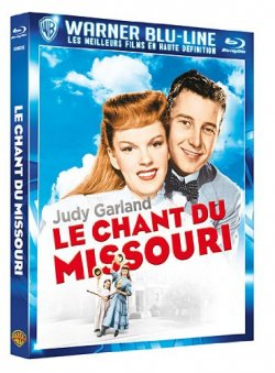Le Chant du Missouri Blu Ray