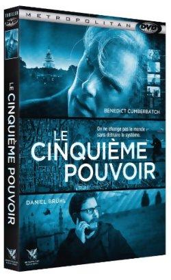 Le cinquième pouvoir - DVD