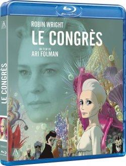 Le congrès - Blu Ray