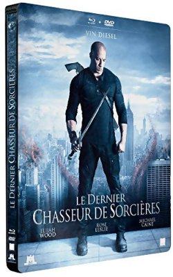 Le Dernier Chasseur De Sorcières - Blu Ray
