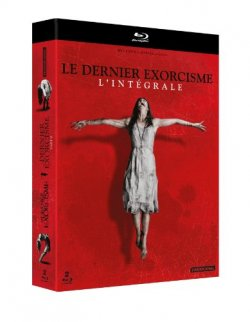 Le Dernier exorcisme - L'intégrale Blu Ray