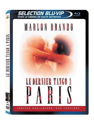 Test Blu-ray Test Blu-ray Le Dernier tango à Paris