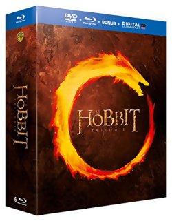 Le Hobbit - La trilogie Blu Ray