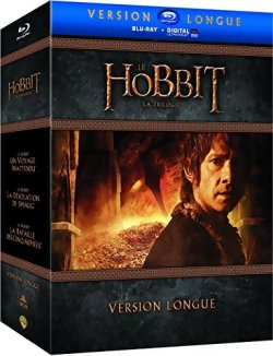 Le Hobbit - La Trilogie Version longue [Blu Ray]